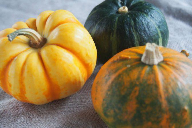 冬至にかぼちゃを食べる理由とは?