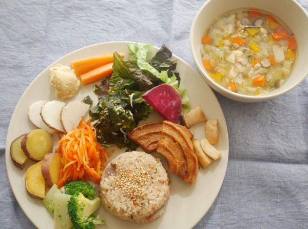 ほんのひと手間が習慣に変わる。~「オーガニック滋養ごはん試食会」ご感想
