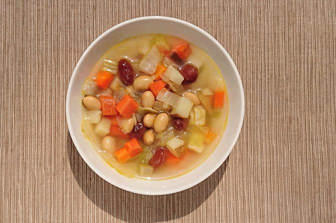 冷凍お豆ストック利用レシピ!