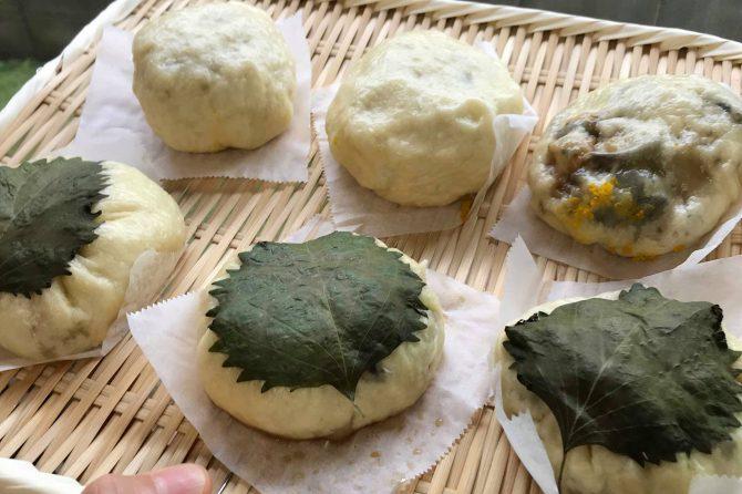 大阪夏の陣では涙の味!?長野のおやきを作ろう!~「郷土料理・行事食オンライン」レポート