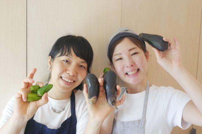 清川村から届いた嬉しい野菜リレー♪