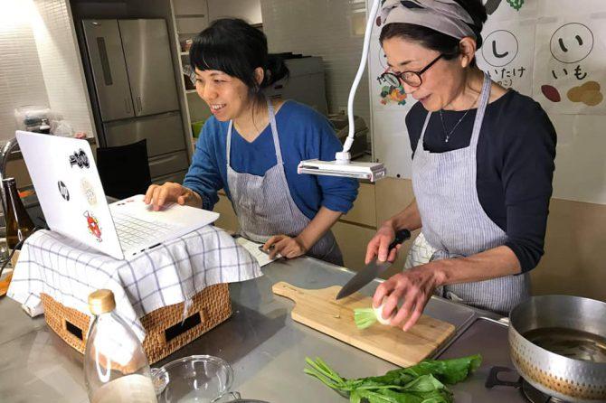 夕食の準備もできて一石三鳥!〜「福利厚生向けオンライン料理教室」ご感想