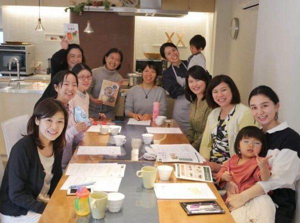 【1月2月開催】「オーガニック滋養ごはん試食会~ていねいな時短入門」