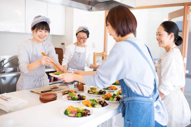 【6月29日開催】「オーガニック滋養ごはん試食会~ていねいな時短入門」(開催:鎌倉本校)