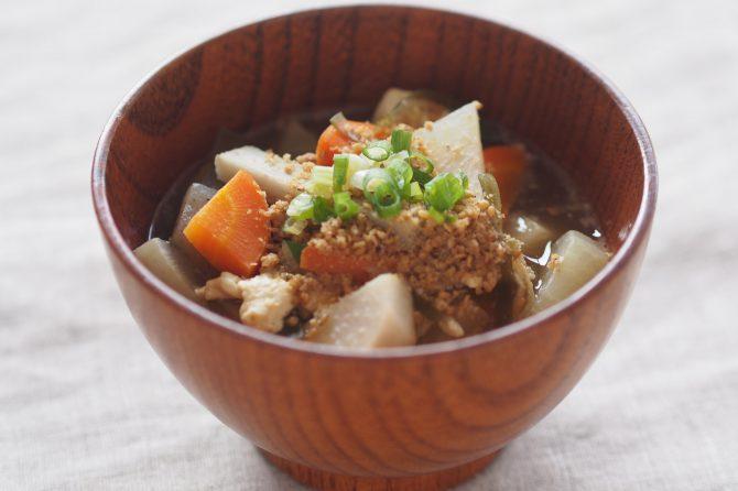 お寺の名前が語源?!〜神奈川の郷土料理「けんちん汁」