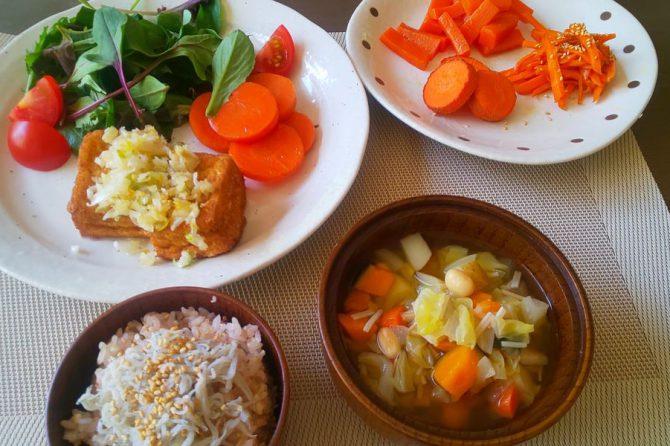 野菜だけでこんなに味が出るなんて!~「毎日のごはん入門講座オンライン」開催レポート