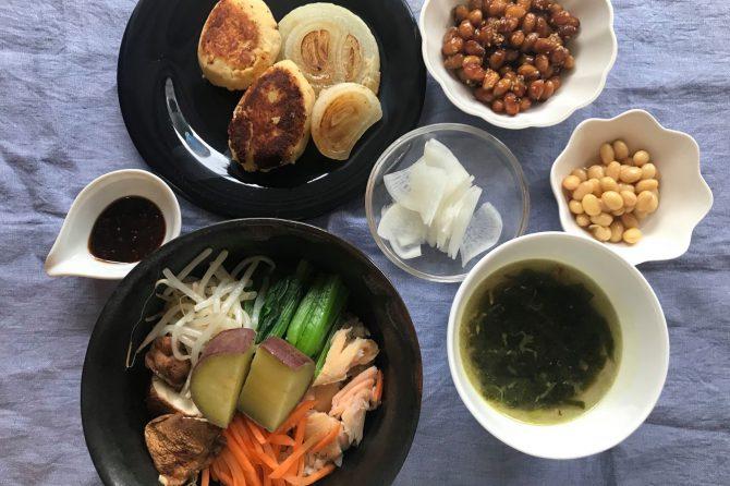 野菜を皮ごと食べるのがおいしかった!~「福利厚生向けオンライン料理教室」開催レポート