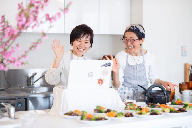 【福利厚生向けオンライン料理教室】開催までの流れ