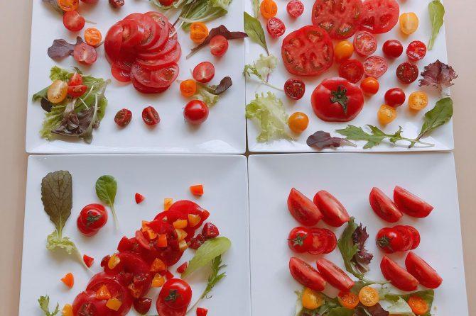 トマトで自分を表現しよう!~「食の学び 温故知新クラス」開催レポート