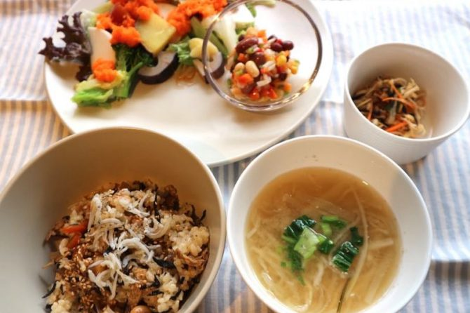 常備菜のハードルがさがった♪〜「食と心のバランス講座」開催レポート