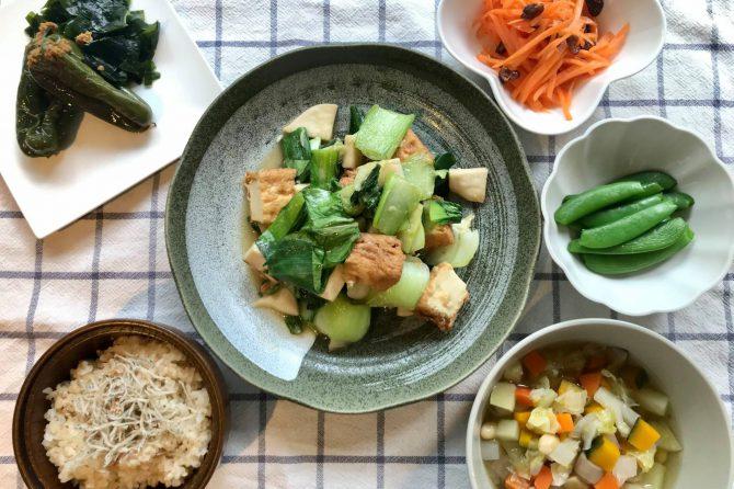 食を通して健康に!~「福利厚生オンライン料理教室」開催レポート