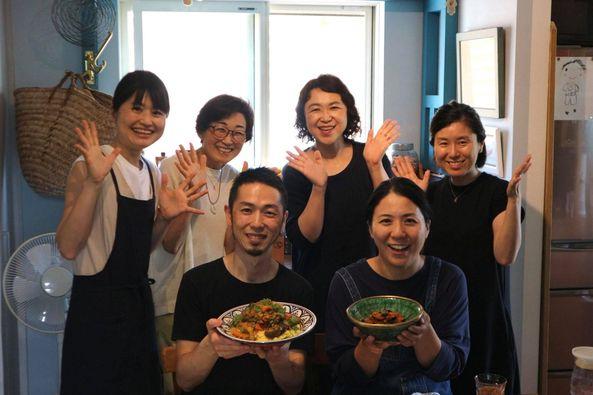 じっくり引き出されたうま味がおいしい~『世界最小のパスタ「クスクス料理」を作ろう♪オンライン』開催レポート