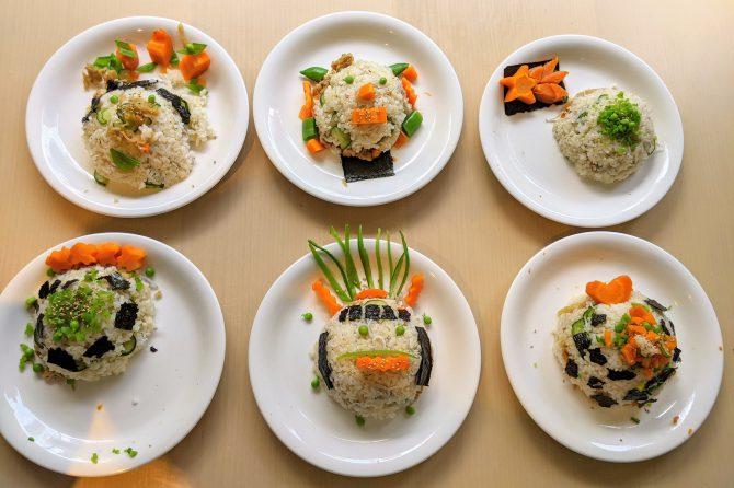 個性豊かな押し寿司の出来上がり!~「未来の台所力育成!子ども料理教室~小学生クラス」開催レポート