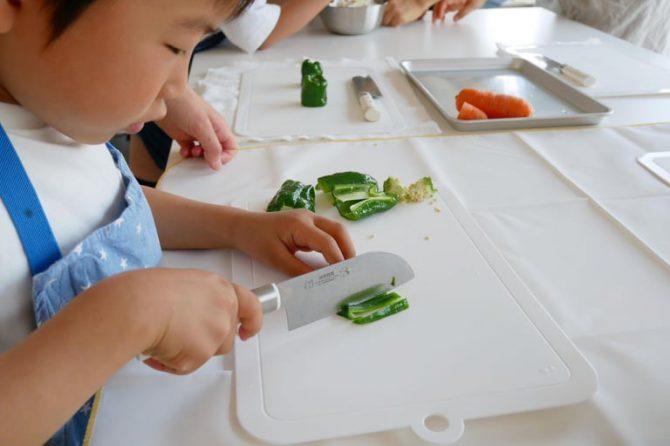 子ども料理教室でよくある5つの質問にお答えします!