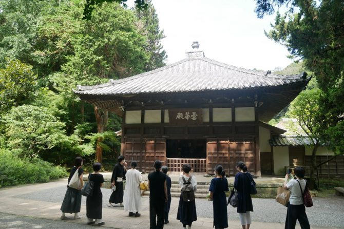 北鎌倉宝庵での大切なイベント振り返り。