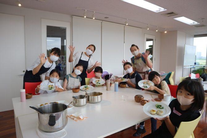 食の旅へ!郷土料理を知ろう!~「未来の台所力育成!子ども料理教室~小学生クラス」開催レポート
